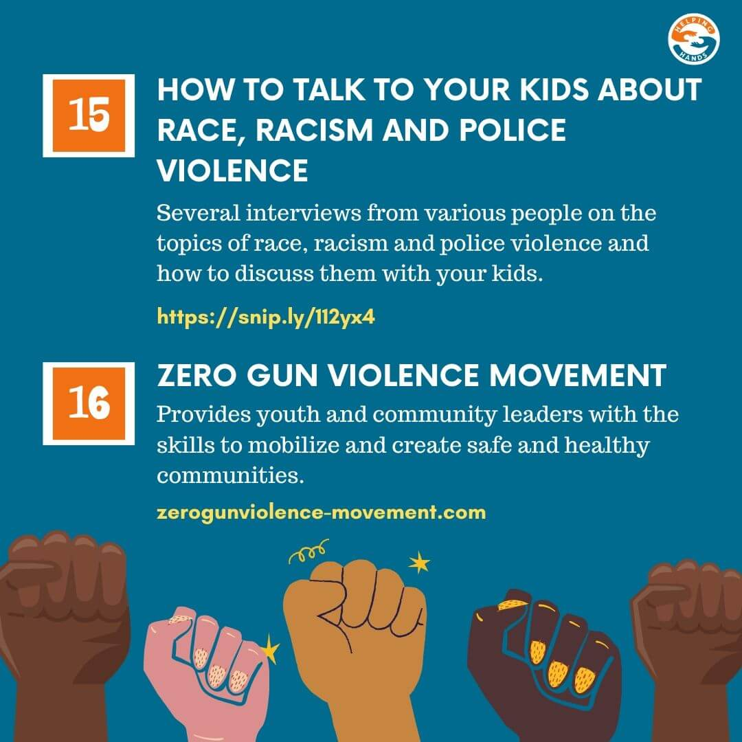 Mental Health & Anti Racism Guide Page 21