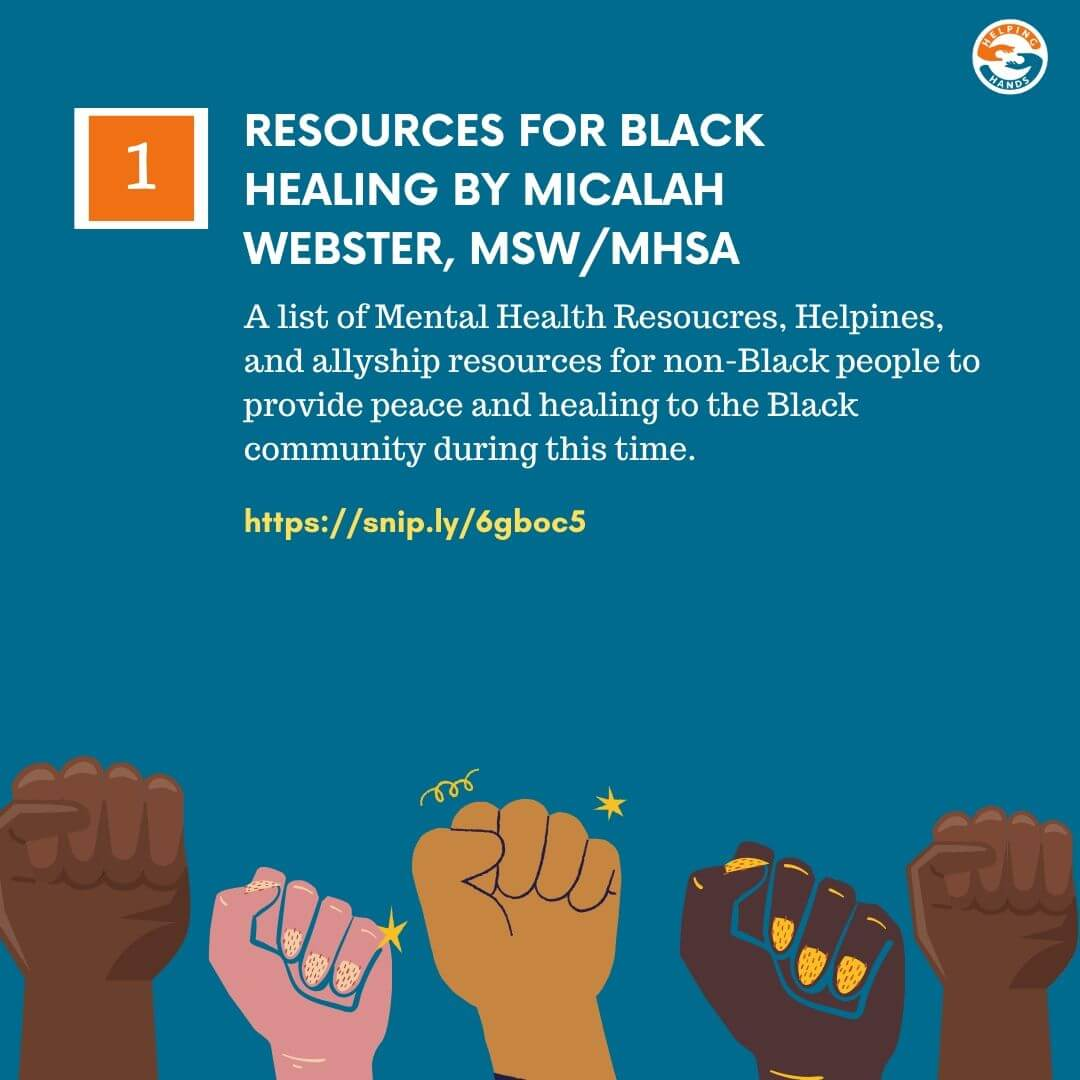 Mental Health & Anti Racism Guide Page 31