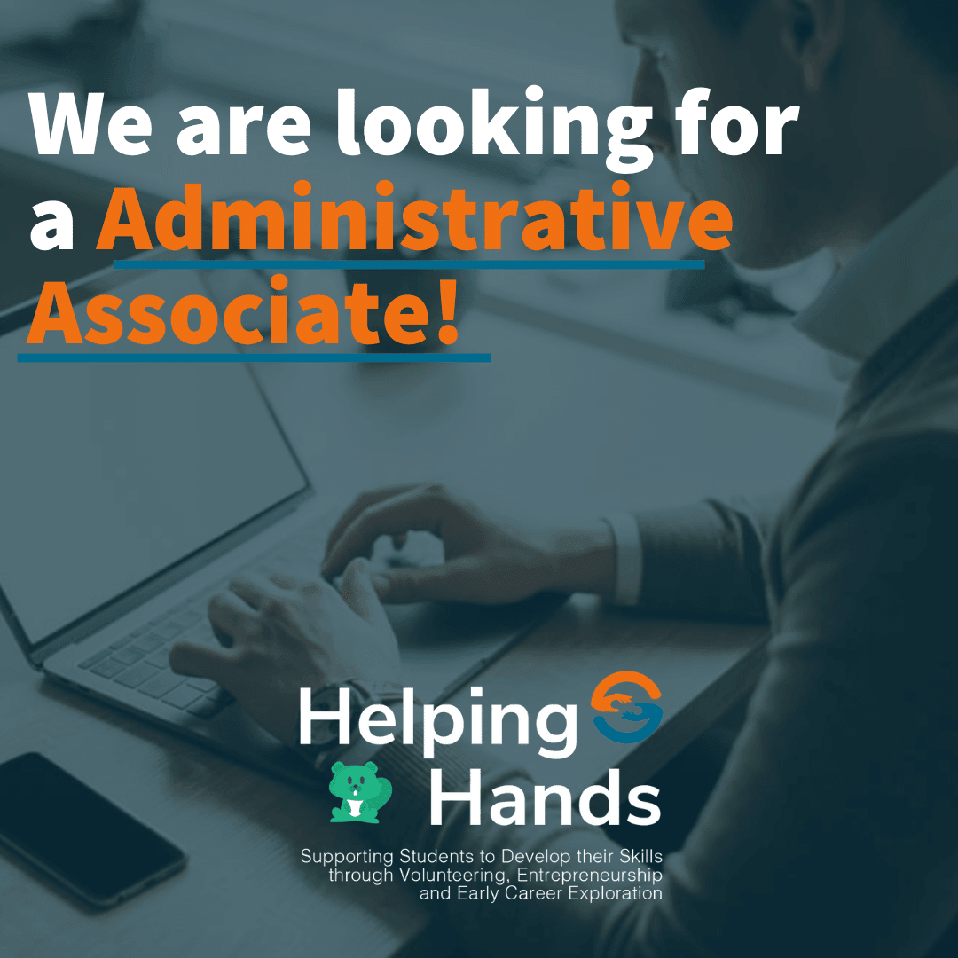 Volunteer Advertisement for Administrative Associate