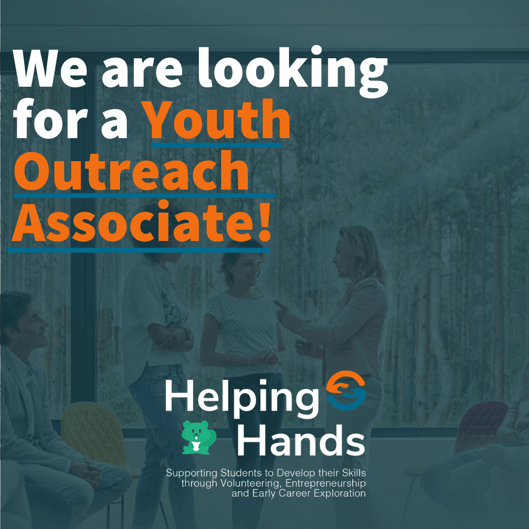 Volunteer Advertisement for Youth Outreach Associate