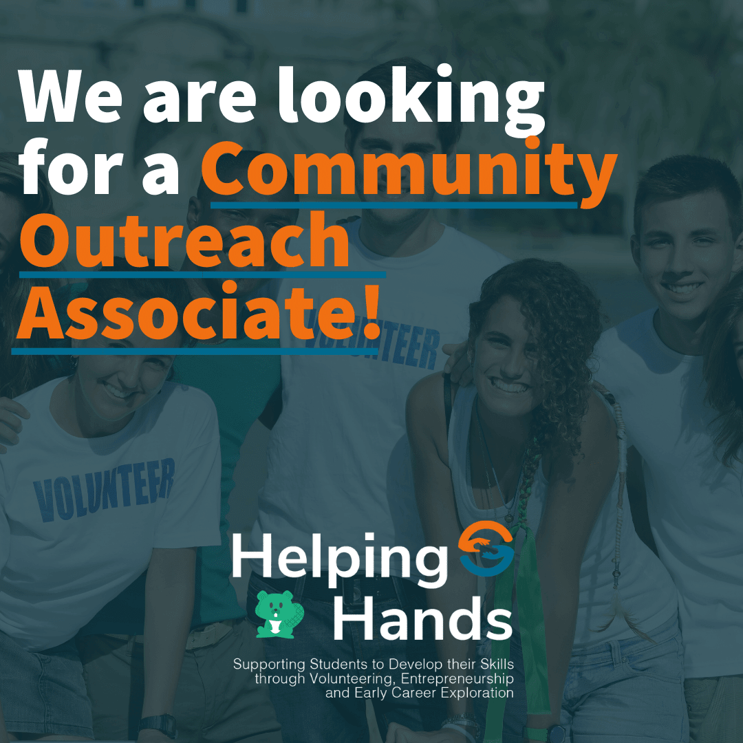 Volunteer Advertisement for Community Outreach Associate